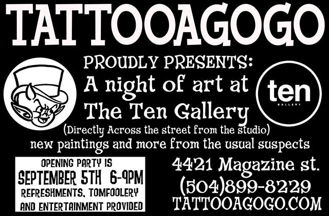 ten gallery