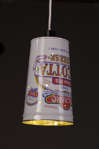Ricotta Lamp