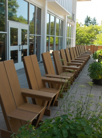 Notirondack Chairs
