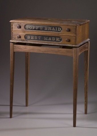 Goffs Braid Side Table