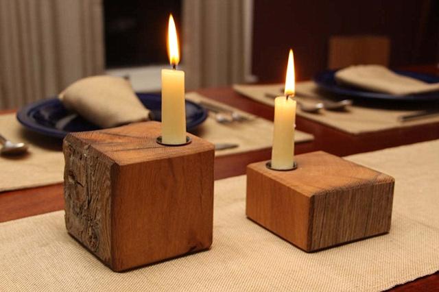 Beam Candleholder