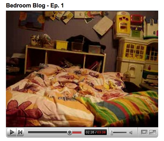 Bedroom Blog- Ep.1