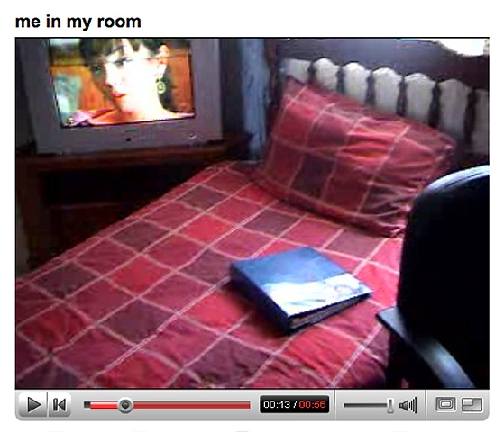 me in my room