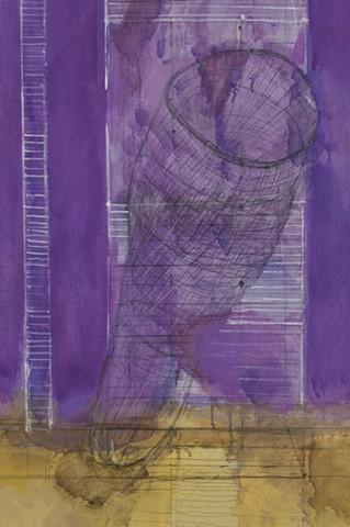 Seining (detail)