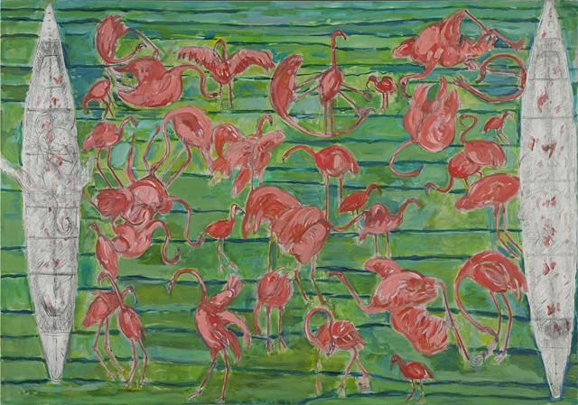 Culling Flamingos