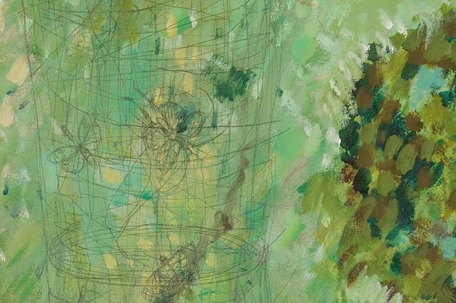 Les Papillons (detail)