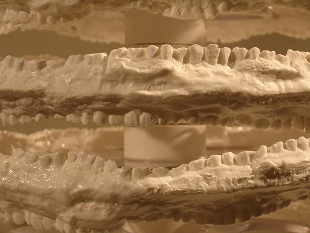 Detail-Grinding Teeth