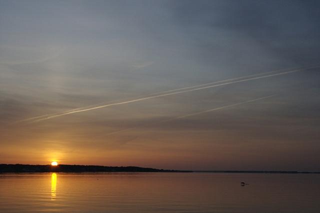 sunrise: April 21, 2010