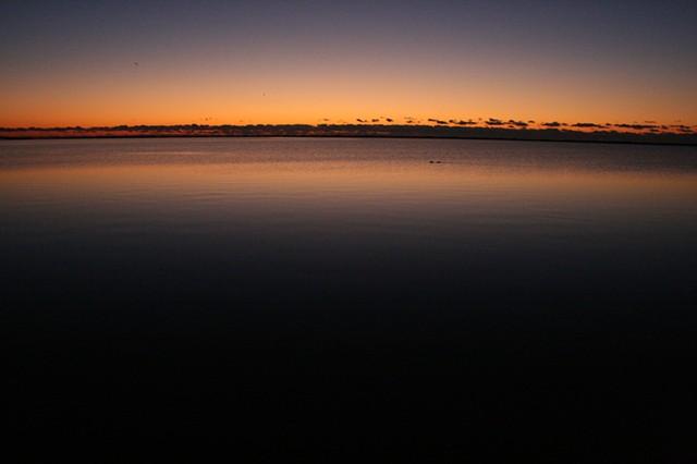 sunrise: December 3, 2011