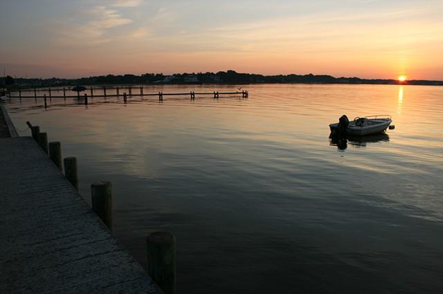 sunrise: August 14, 2012