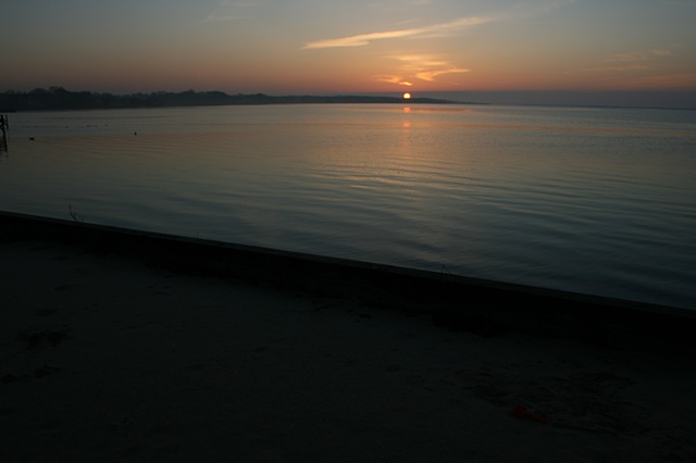 sunrise: April 9, 2011