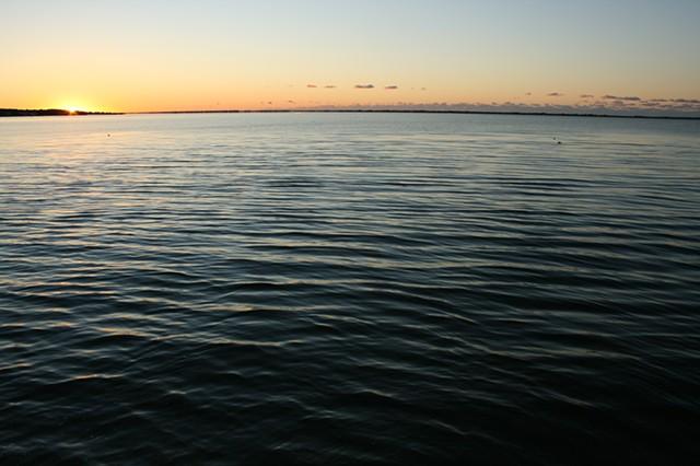 sunrise: September 11, 2012