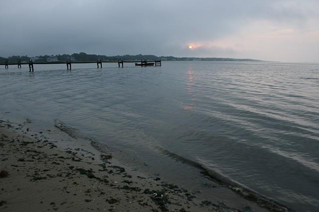sunrise: August 4, 2012