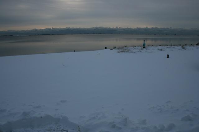 sunrise: January 14, 2011