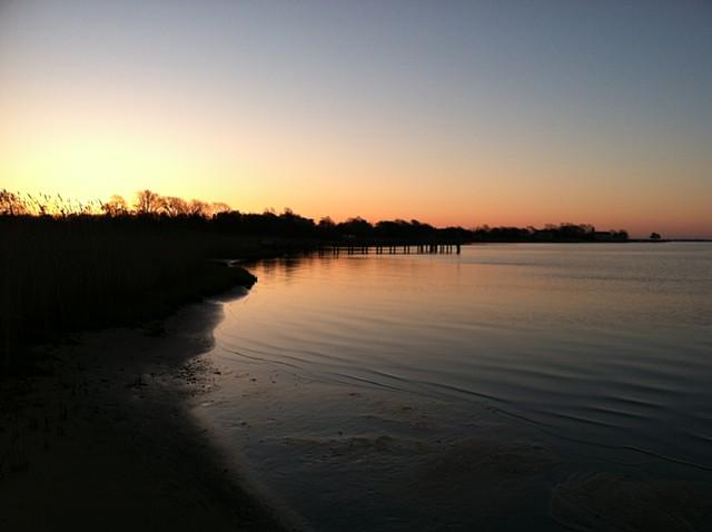 sunrise: May 1, 2013