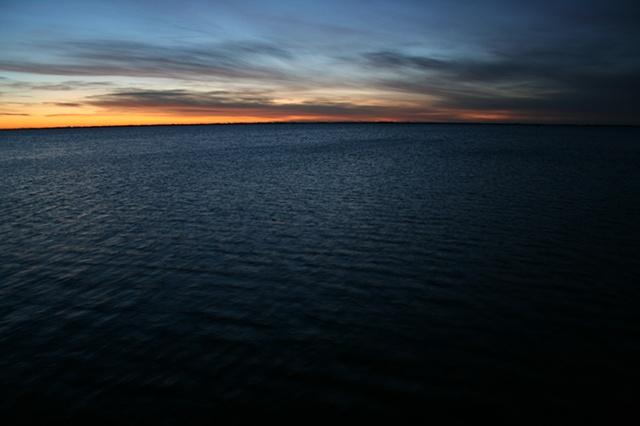 sunrise: December 24, 2010