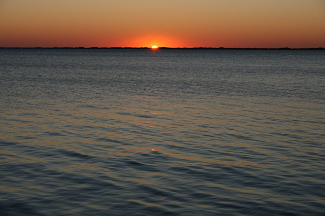 sunrise: November 18, 2010