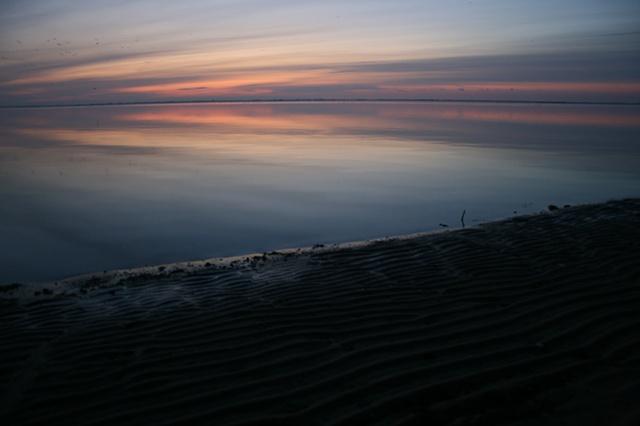sunrise: December 11, 2010