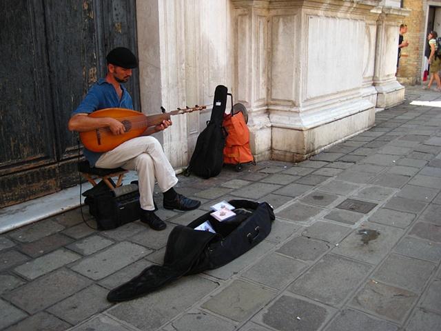 Venetian Musician