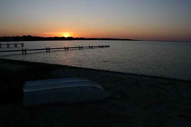 sunrise: June 1, 2012