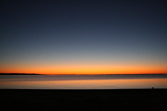 sunrise: November 6, 2011