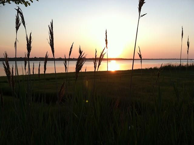 sunrise: June 22, 2013