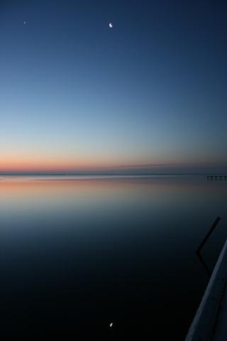 sunrise: December 30, 2010