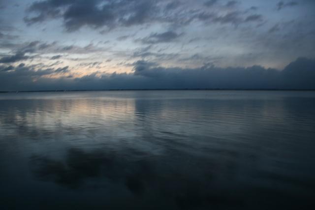 sunrise: December 15, 2010