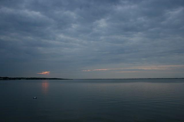 sunrise: August 21, 2012
