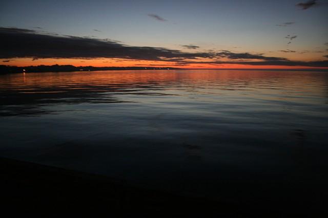 sunrise: September 10, 2011