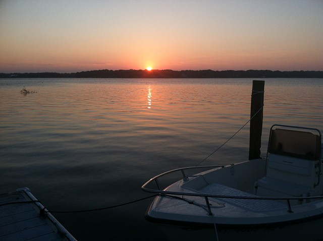 sunrise: July 27, 2013