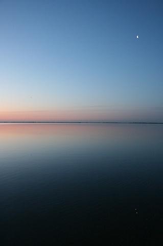 sunrise: March 8, 2010