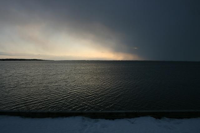 sunrise: February 3, 2011