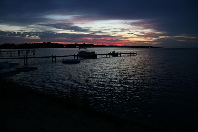 sunrise: August 18, 2010
