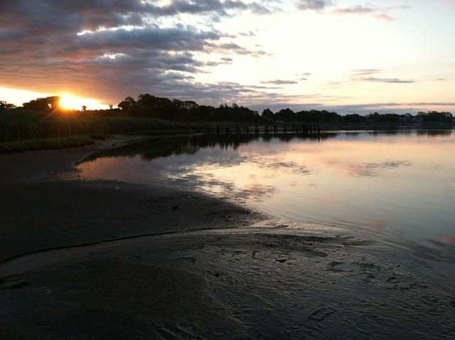 sunrise: June 9, 2013