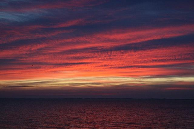 sunrise: January 15, 2010 (2)