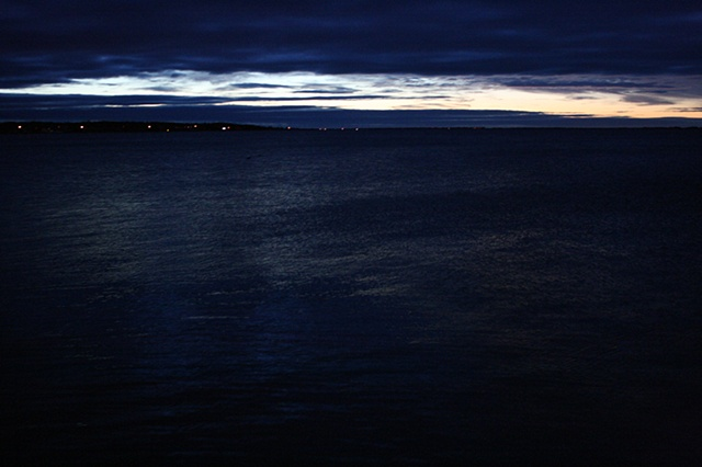 sunrise: March 24, 2010
