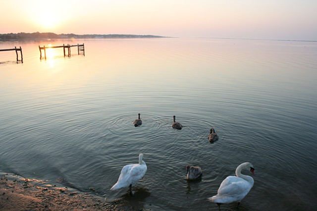sunrise: June 21, 2012