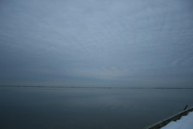 sunrise: February 5, 2011