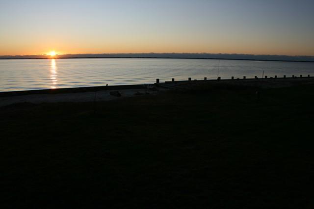 sunrise: November 5, 2011