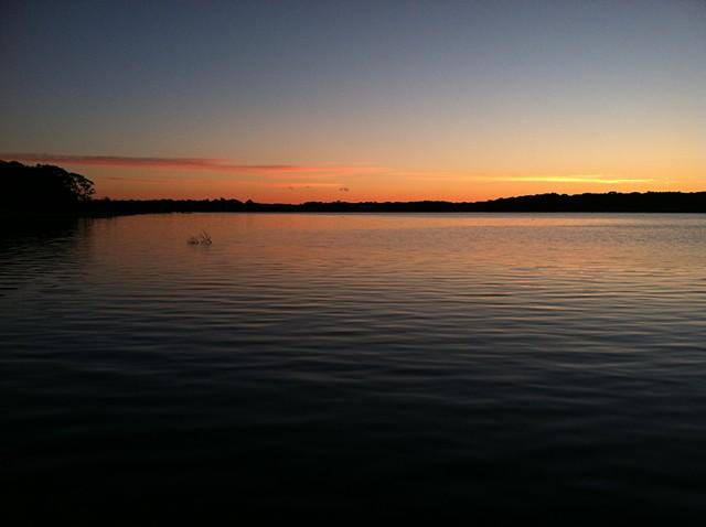 sunrise: August 5, 2013