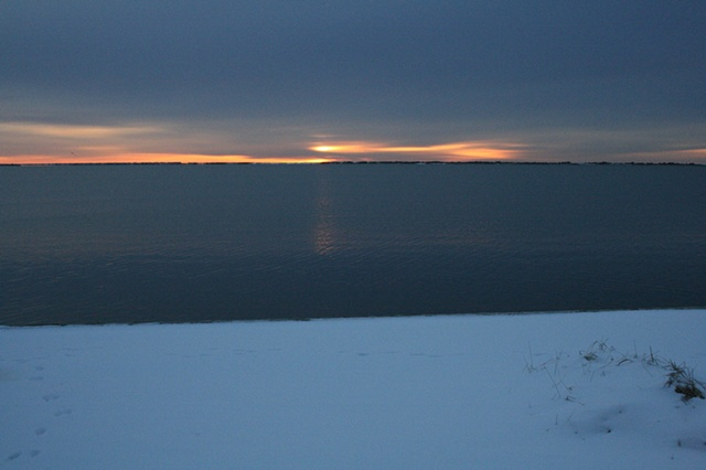 sunrise: Febrary 13, 2010