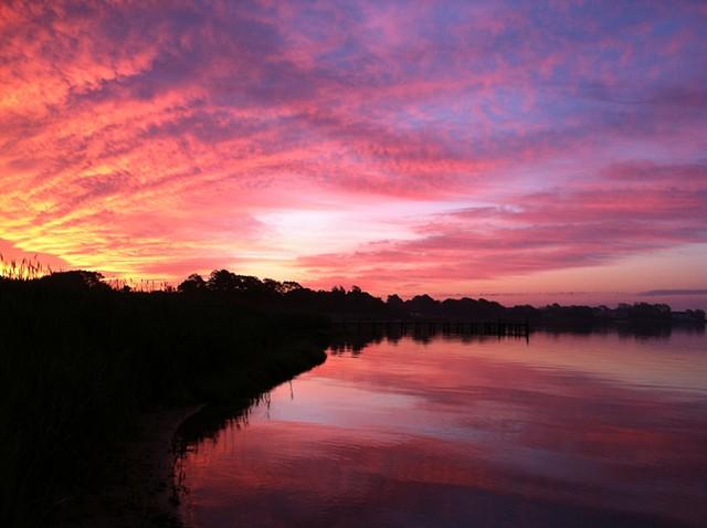 sunrise: June 17, 2013