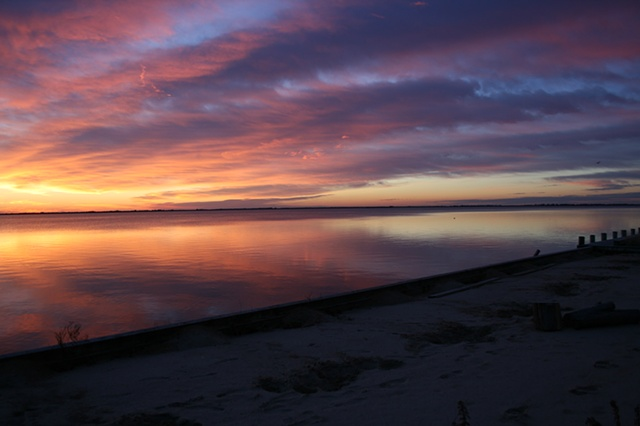 sunrise: December 25, 2010