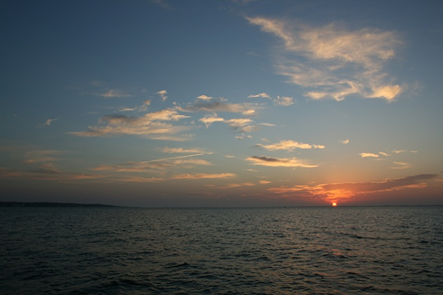 sunrise: November 23, 2010
