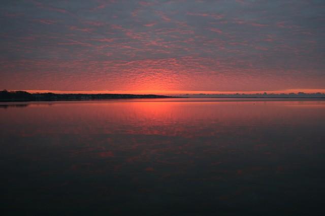 sunrise: April 1, 2012