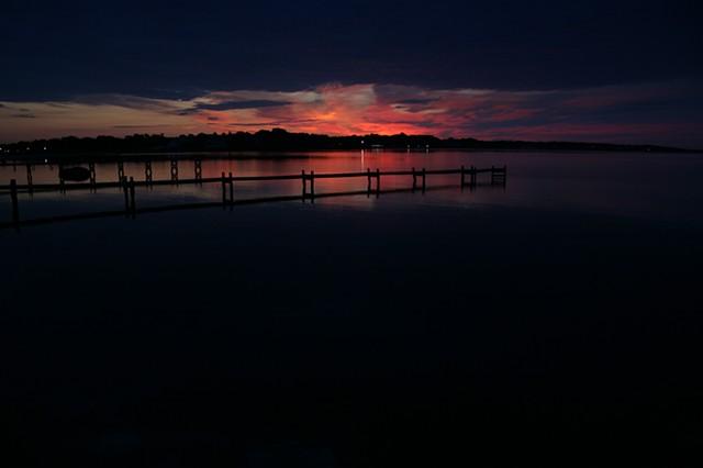 sunrise: July 11, 2012