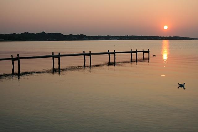 sunrise: August 31, 2010