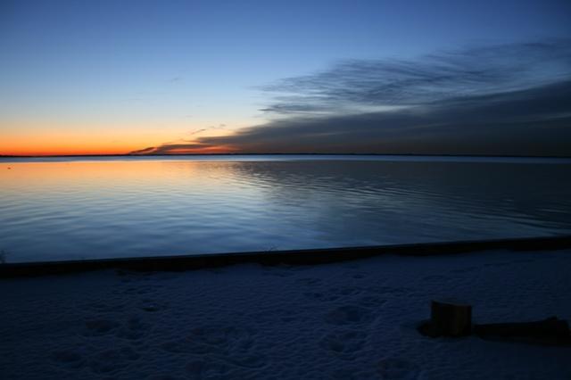 sunrise: February 4, 2011