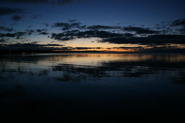 sunrise: September 10, 2010